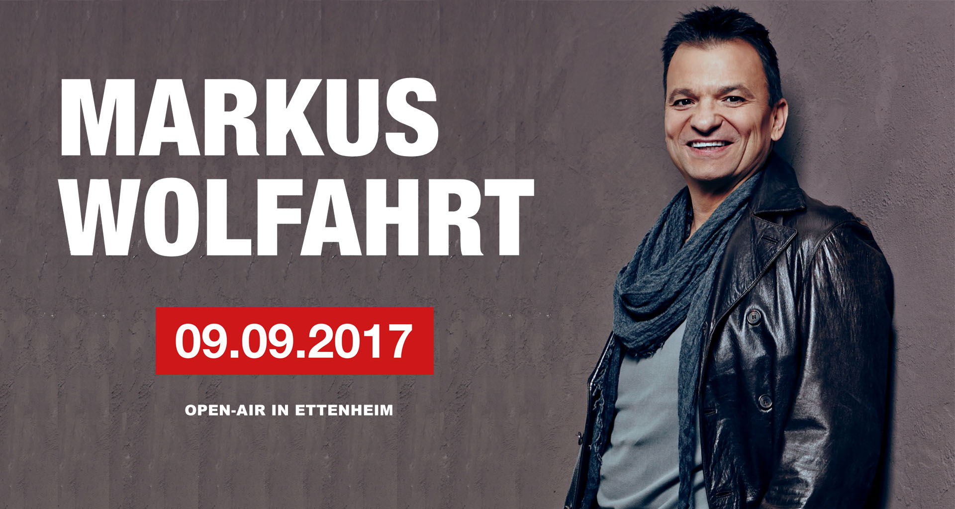 Top Event - Open-Air-Konzert mit Markus Wolfahrt