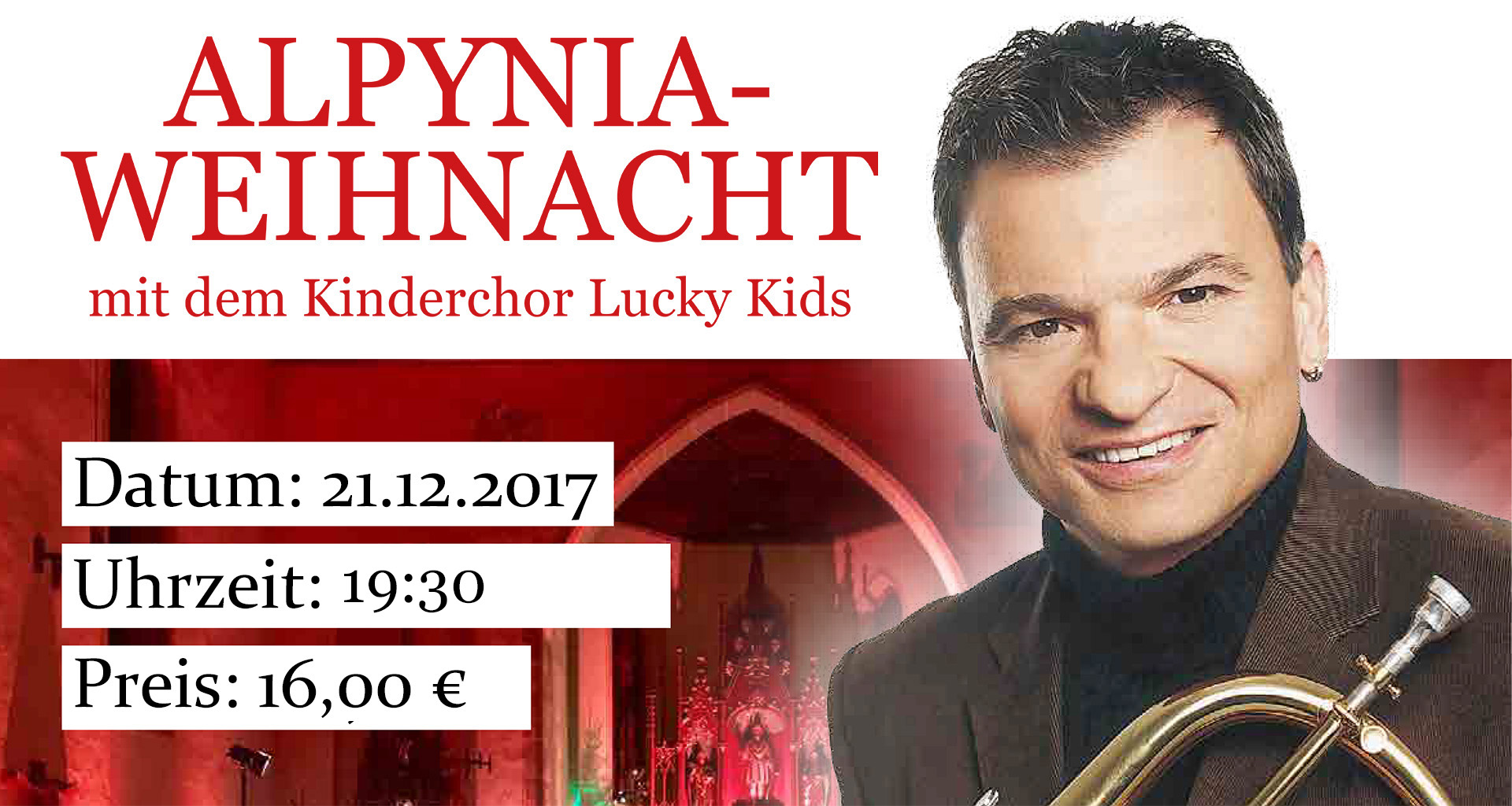 Top Event - ALPYNIA-WEIHNACHT