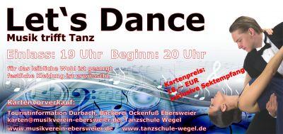 Event - Let's Dance – Musik trifft Tanz
