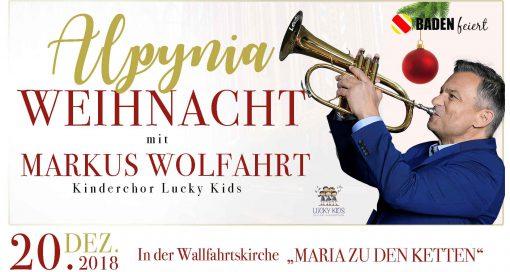 Event - ALPYNIA-WEIHNACHT (Ausverkauft)
