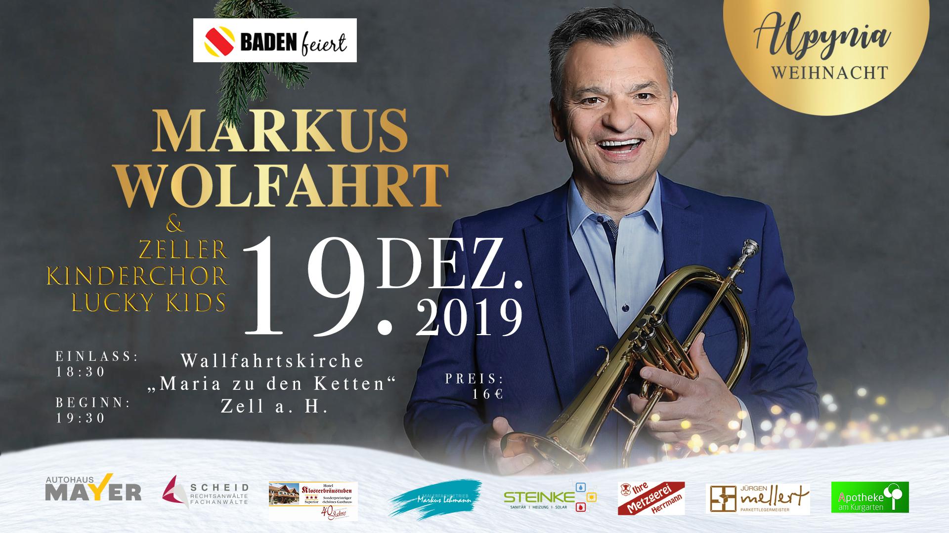 Top Event - ALPYNIA-WEIHNACHT (Ausverkauft)