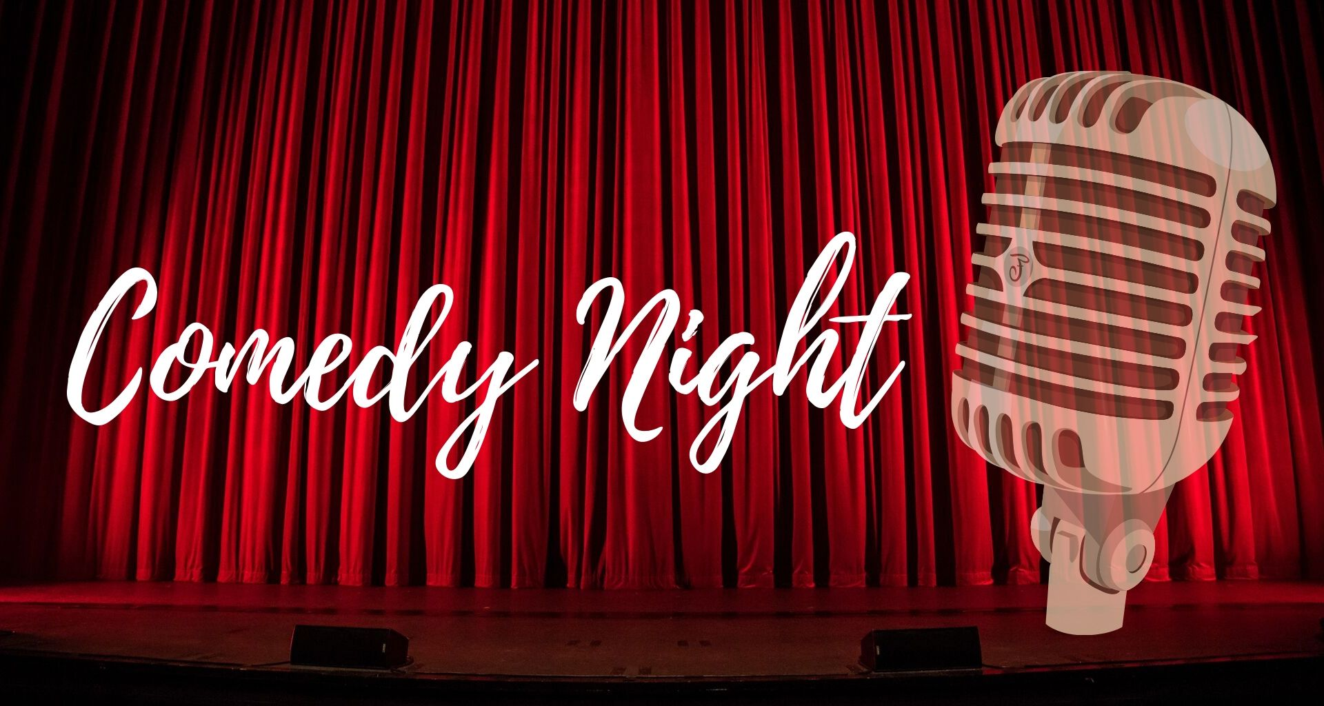 Top Event - Comedy Night