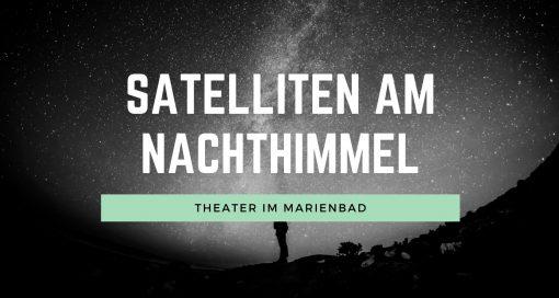 Event - Satelliten am Nachthimmel