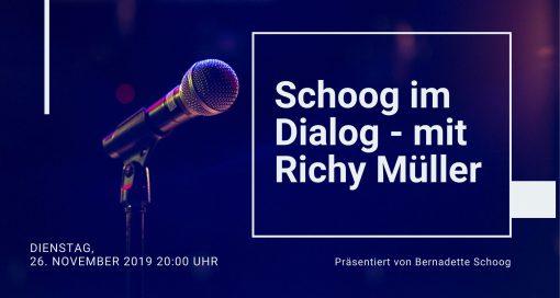 "Event - ""Schoog im Dialog"""