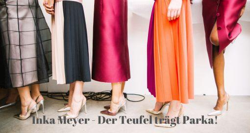 Event - Inka Meyer – Der Teufel trägt Parka!