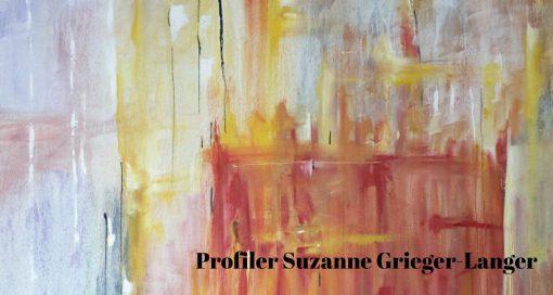 Event - Profiler Suzanne Grieger-Langer