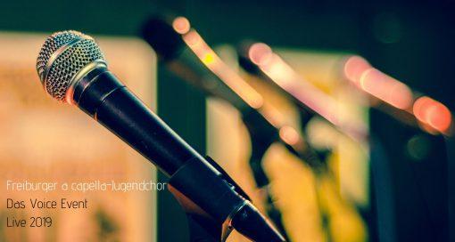 Event - Voice Event – Live 2019