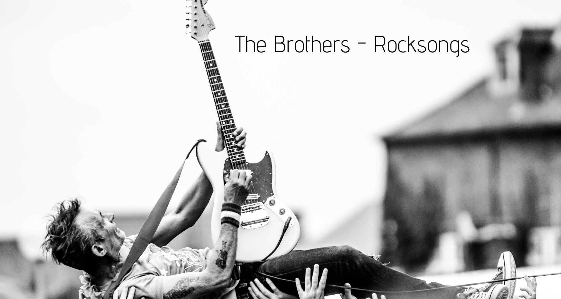 Top Event - The Brothers – Rocksongs