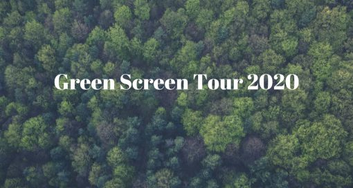 Event - Green Screen Tour 2020