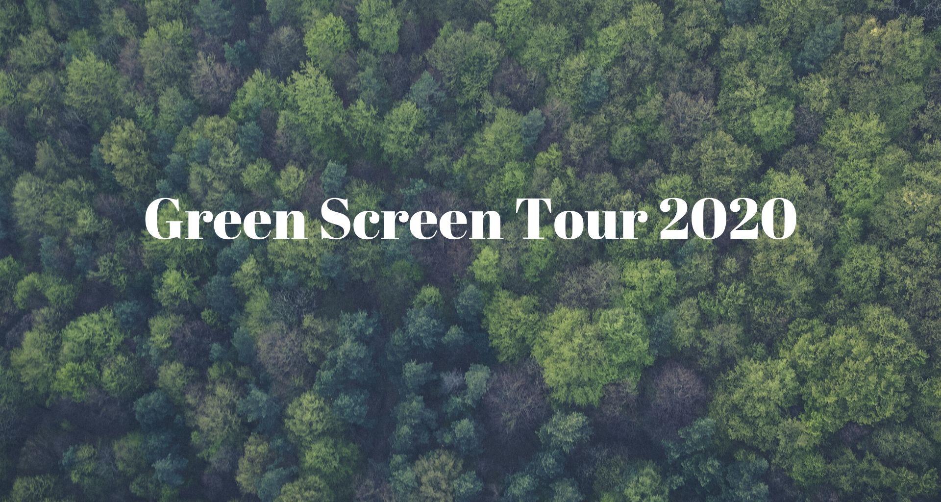 Top Event - Green Screen Tour 2020