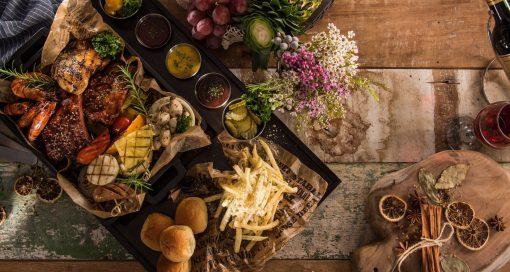 Event - Es wird gegessen was auf den Tisch kommt…