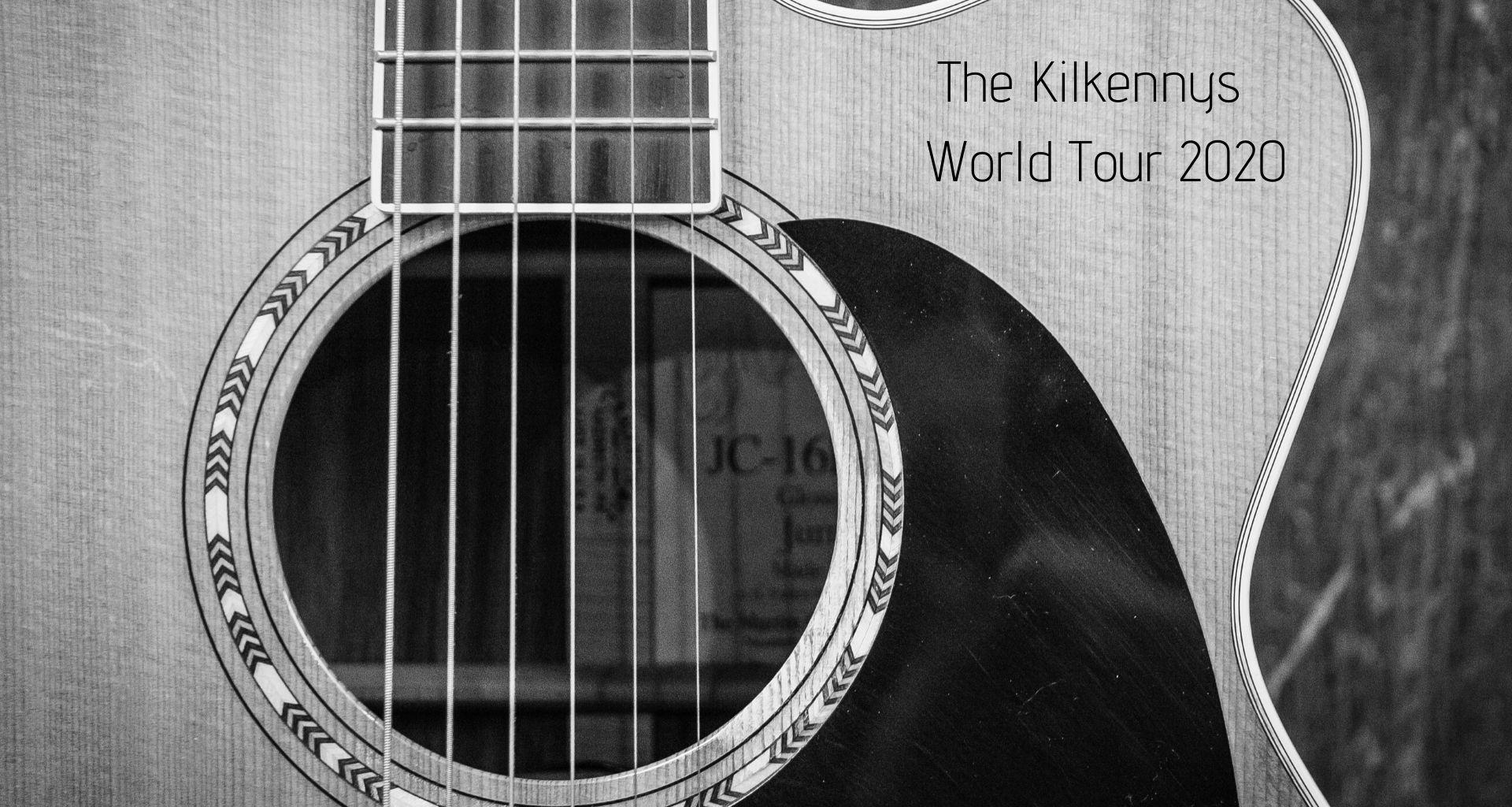 Top Event - The Kilkennys – World Tour 2020