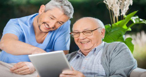 Event - Zu Hause Wohnen im Alter mit digitaler Unterstützung