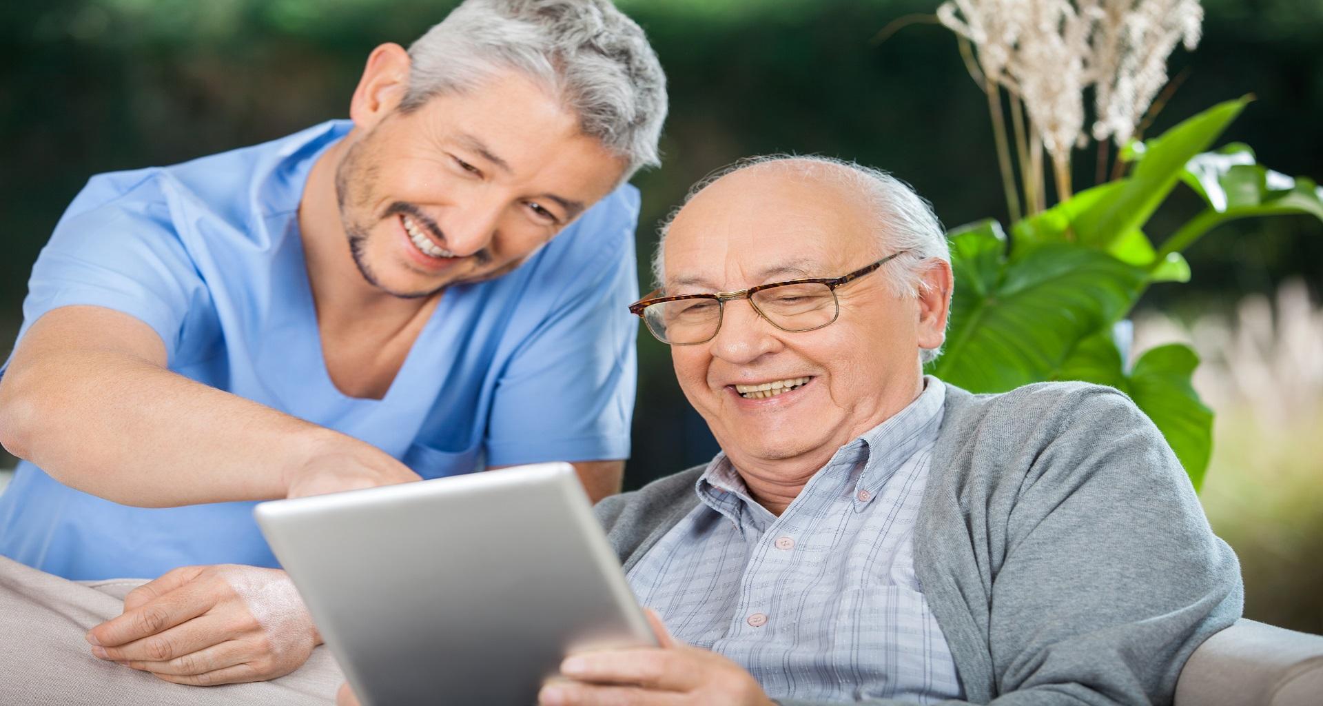 Top Event - Zu Hause Wohnen im Alter mit digitaler Unterstützung